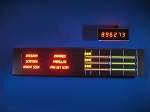 Knight Rider Upper Console Displays - S1 - with overlay
