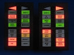 Knight Rider Switchpod Displays - Season 3-4 - engraved text