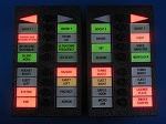 Knight Rider Switchpod Displays - Season 3-4 - ACCURATE SPACING - LIMITED RUN