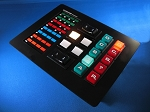 Knight Rider S1 Lower Console Panel - dummy CODING