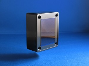 KR MINI Voicebox enclosure - BLUE lens - enclosure only (COPY)